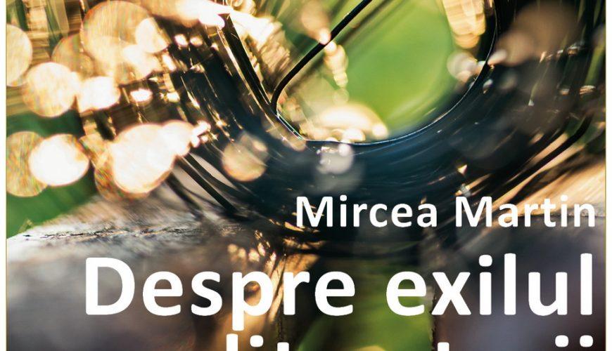 Prelegere Mircea Martin