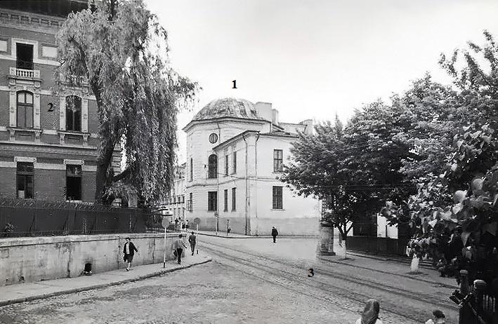 Sediul Academiei Romane - Filiala Iasi intre 1949 - 1963