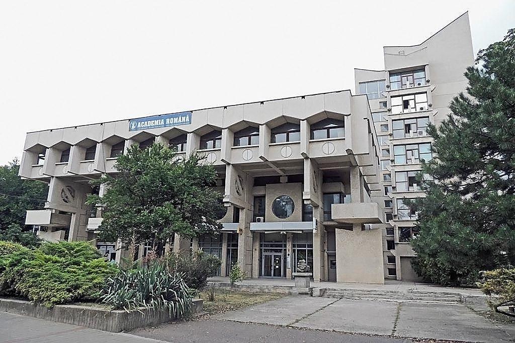 Sediul Academiei Romane - Filiala Iasi incepand din 1982