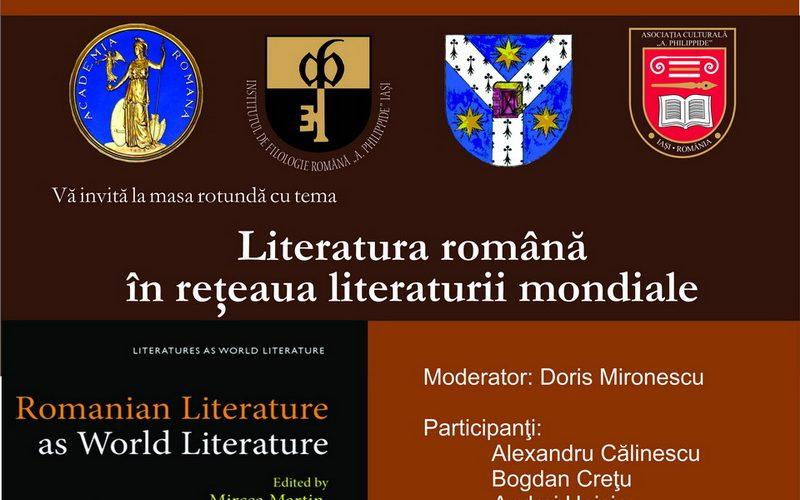 Masa rotunda Mircea Martin
