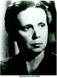 Olga Necrasov