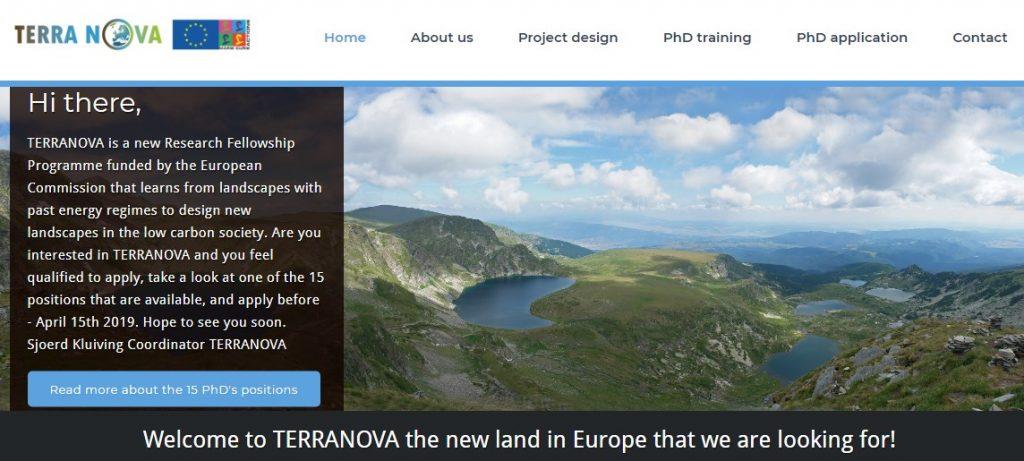 terranova website